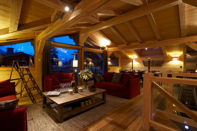 Chalet Ardoise Chamonix for corporate and private event