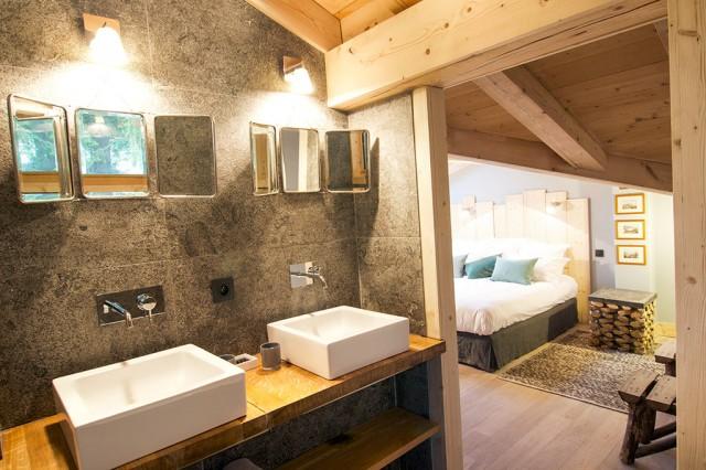 Chalet Granit Chamonix pour évènement d'entreprise ou privé