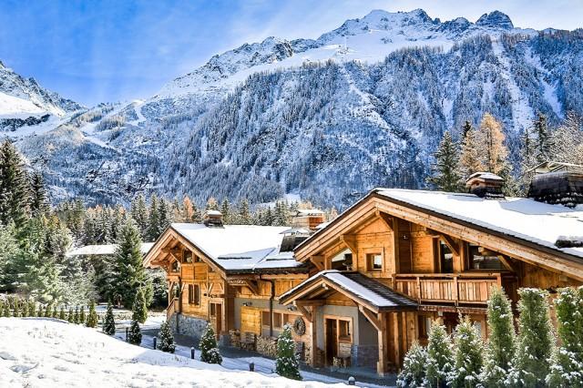 Chalet Quartz Chamonix pour évènement d'entreprise ou privé