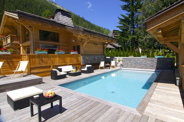 Chalet Granit Chamonix for corporate and private event