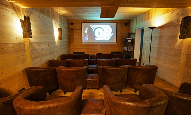 Conference & Cinema room