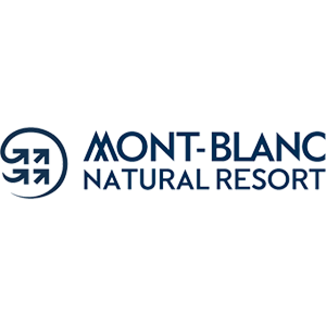 Mont-Blanc Natural Resort Logo