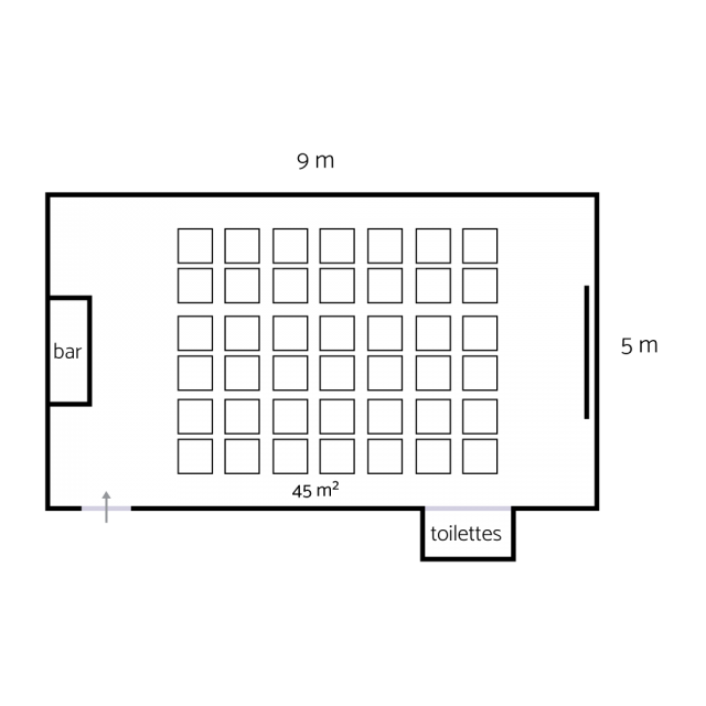 plan salle conf