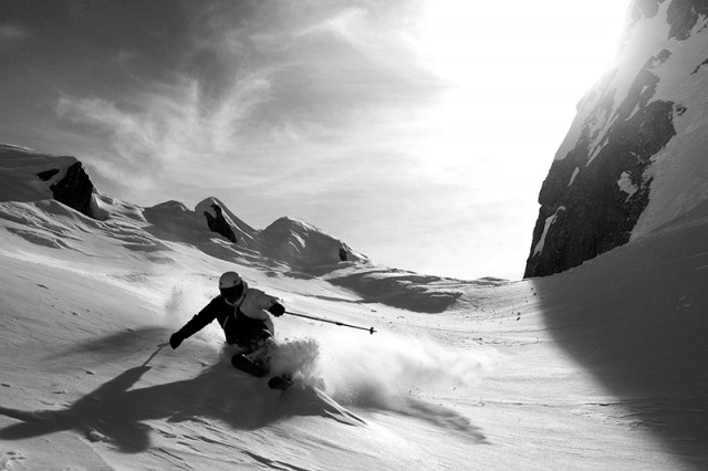 Chalet activities in Chamonix for private event