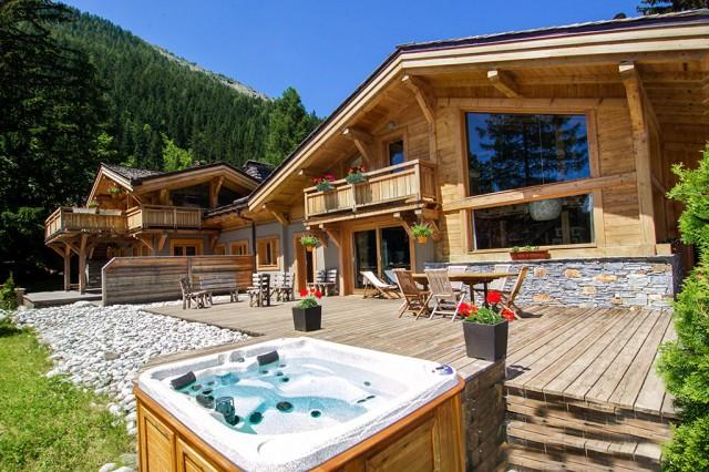 Chalet Terre Chamonix pour évènement d'entreprise ou privé